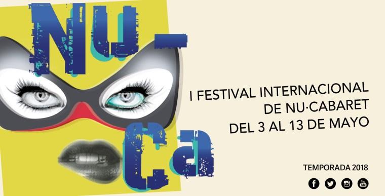 NU-CABARET FEST en el Teatro Fernán Gómez