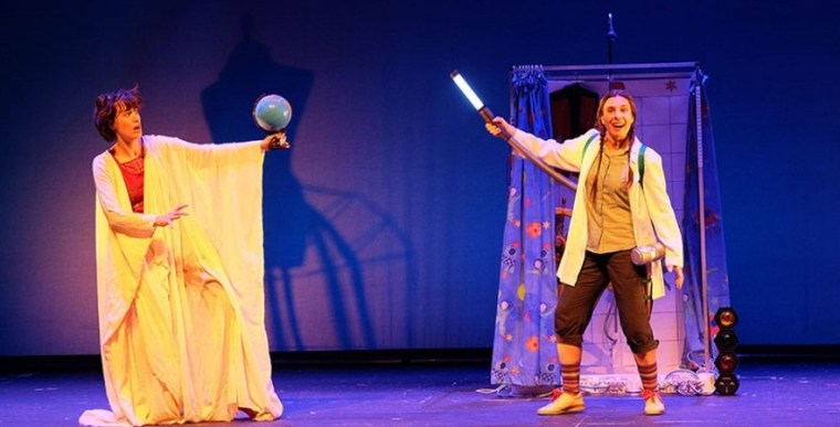 JUANA Y JULIETA en el Teatro Lagrada