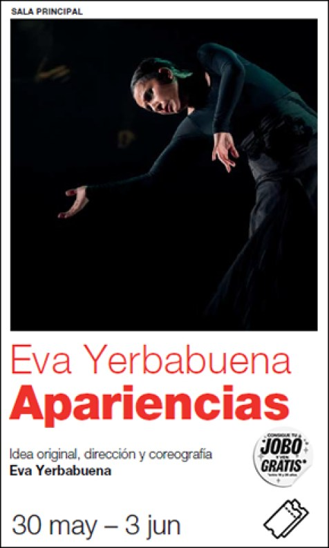 APARIENCIAS de Eva Yerbabuena, en el Teatro Español