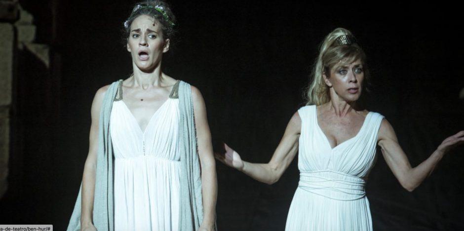 BEN HUR de Yllana en el Teatro La Latina
