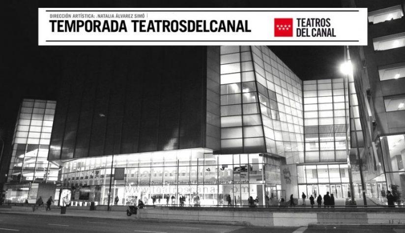 PROGRAMACIÓN 2018/2019 de los Teatros del Canal