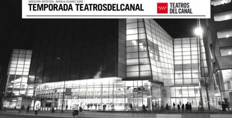 PROGRAMACION 2018/2019 de los Teatros del Canal
