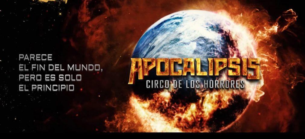 APOCALIPSIS, Circo de los Horrores, en el Madrid Arena