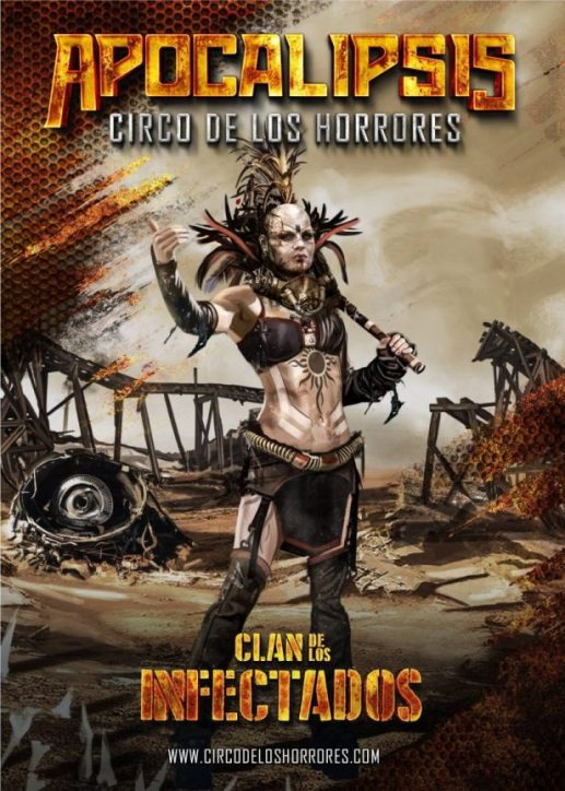 APOCALIPSIS, Circo de los Horrores
