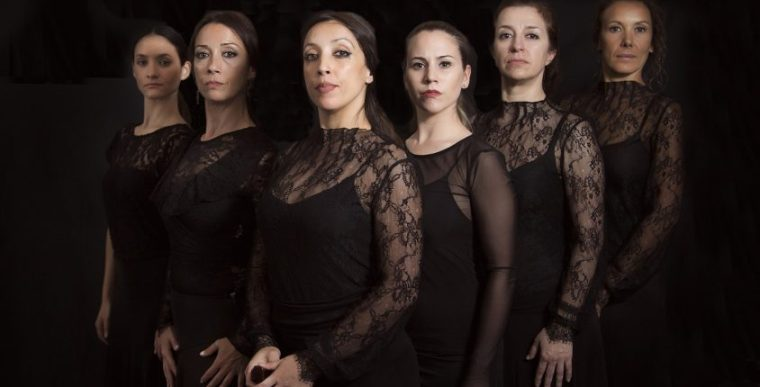 LA CASA DE BERNARDA ALBA (flamenco) en el Teatro Reina Victoria