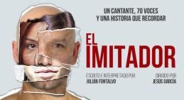 EL IMITADOR en el Gran Teatro Príncipe Pío
