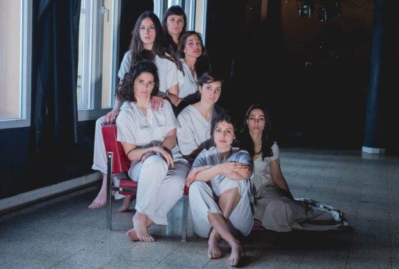 UNA ENLOQUECIDA AVENTURA INTERIOR en el Teatro Kamikaze