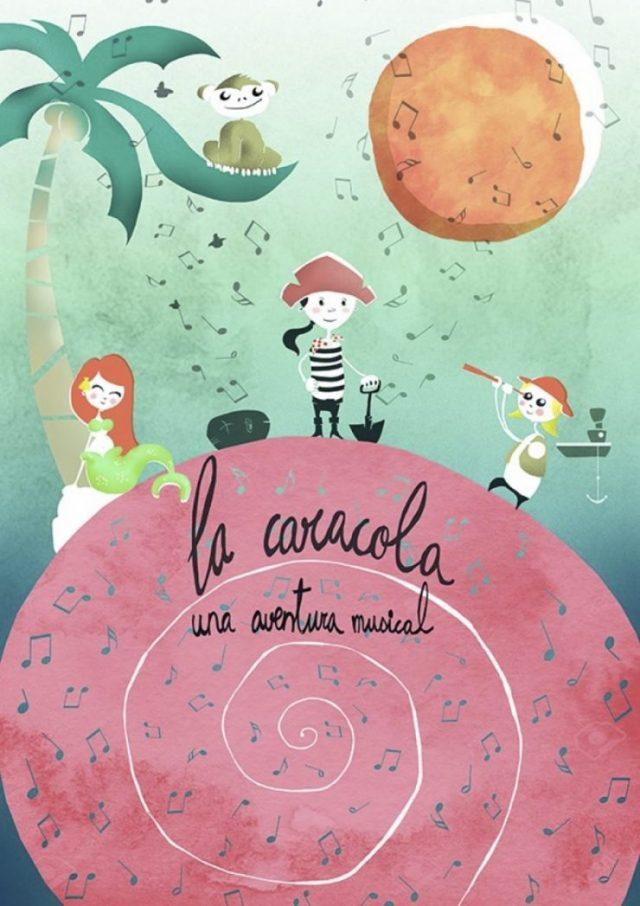 LA CARACOLA, UNA AVENTURA MUSICAL, teatro infantil en Bululú 2120