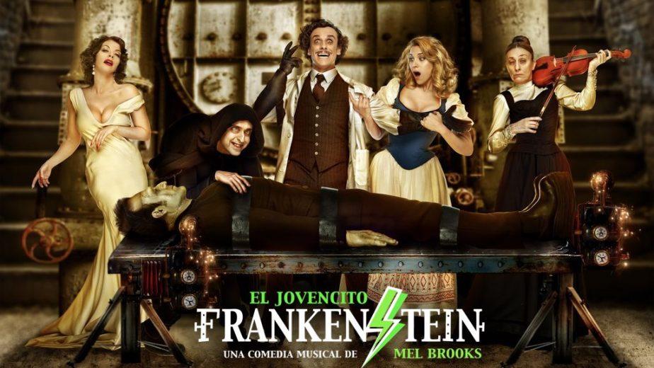 EL JOVENCITO FRANKENSTEIN en el Teatro de la Luz Philips