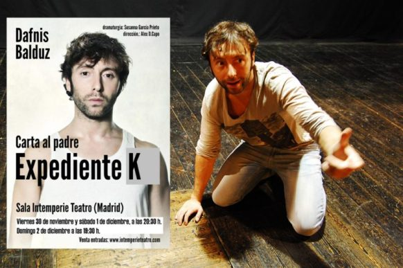 EXPEDIENTE K en Intemperie Teatro