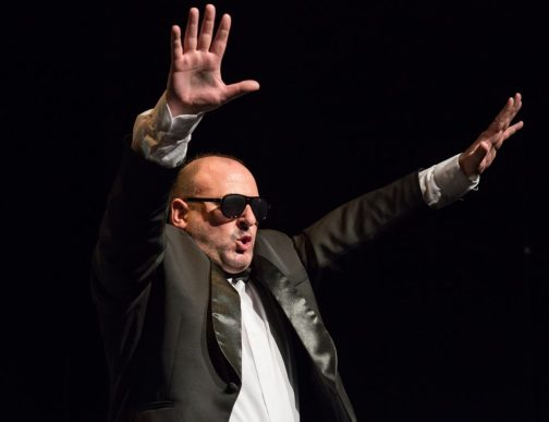 UNA HUMILDE PROPUESTA en el Pavón Teatro Kamikaze