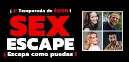 SEX ESCAPE en el Nuevo Teatro Alcalá
