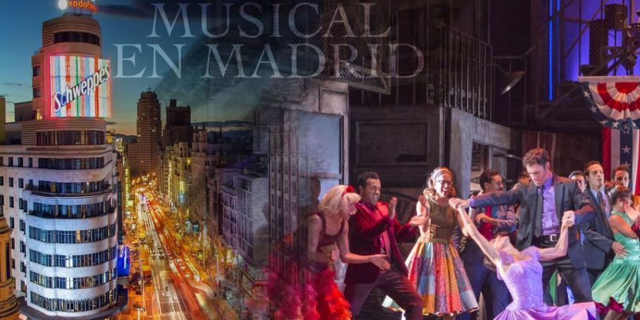 Resultado de imagen de musicales madrid