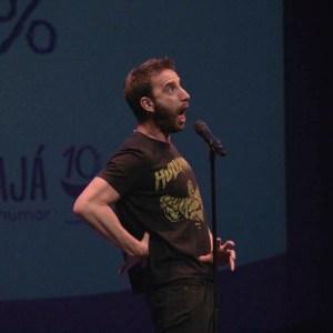 Dani Rovira en ODIO, en el Teatro Capitol Gran Vía