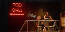 TOP GIRLS en el Teatro Valle Inclán