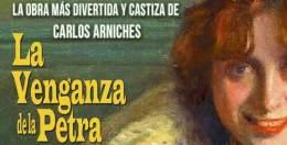 LA VENGANZA DE LA PETRA en el Teatro Amaya