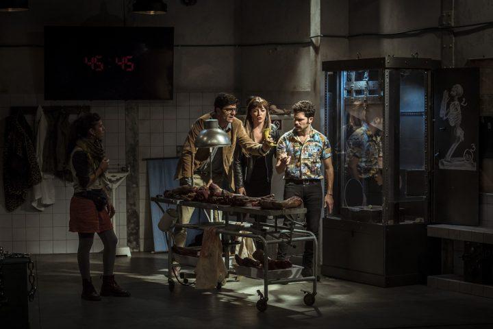 ESCAPE ROOM en el Teatro Fígaro