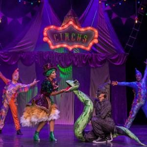 DUMBO el musical, en el Teatro Nuevo Apolo