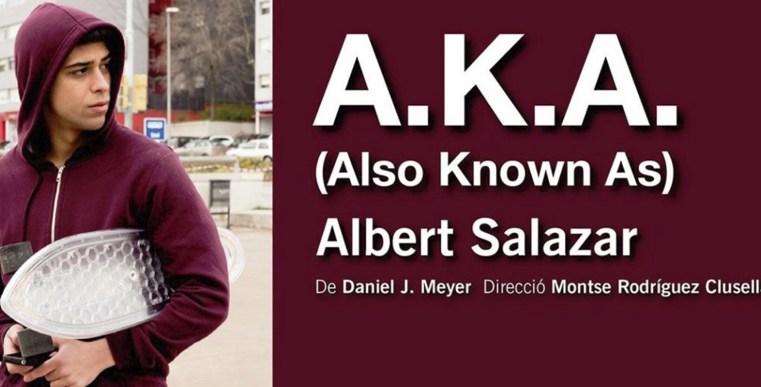 A.K.A. (ALSO KNOWN AS) en el Teatro de la Abadía