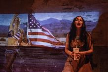 POCAHONTAS O LA VERDADERA HISTORIA DE UNA TRAVIESA en el Teatro Kamikaze