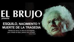 ESQUILO, NACIMIENTO Y MUERTE DE LA TRAGEDIA en el Teatro Bellas Artes