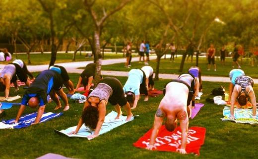 yoga+retiro+desayuno+madrid