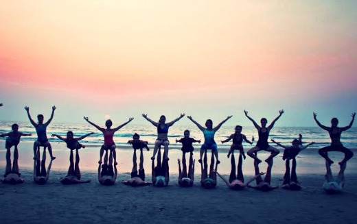 yoga+templo+debod+madrid