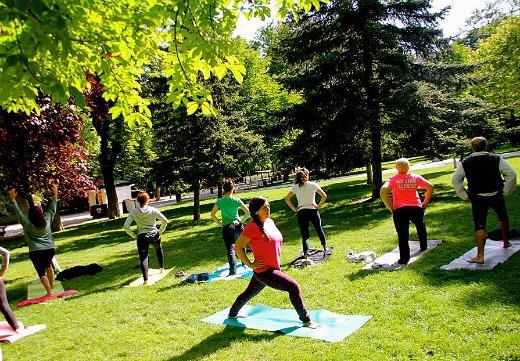 Yoga y 'sus alrededores' del 31 de mayo al 2 de junio en Madrid