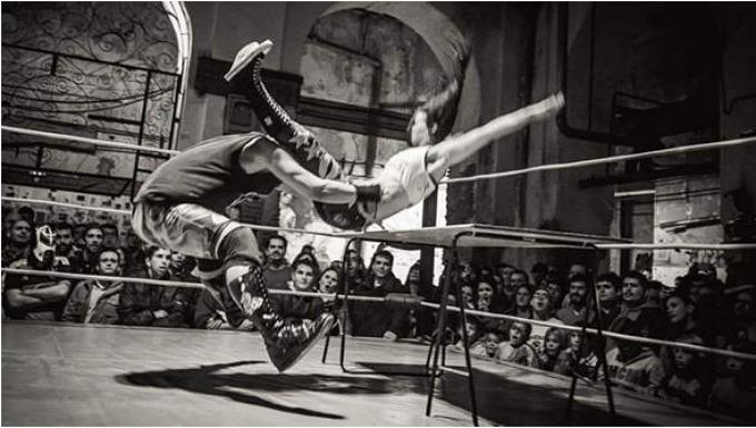 lucha+libre+triple+w+matadero+madrid