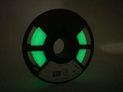 PLA GLOW (GREEN) 800GR – 1.75MM