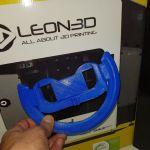 Impresión 3D volante para acople mando Nintendo Switcht, para Mario Kars. Material PLA