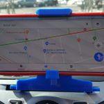 Soporte para el móvil de coche; impresión 3D material ABS