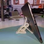 Impresión 3D material PLA soporte para movil