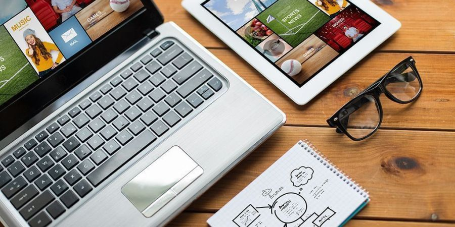 Imagen post diseño web corporativa