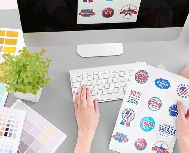 Imagen artículo tendencias diseño de logos