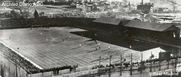 A Chamartín stadion