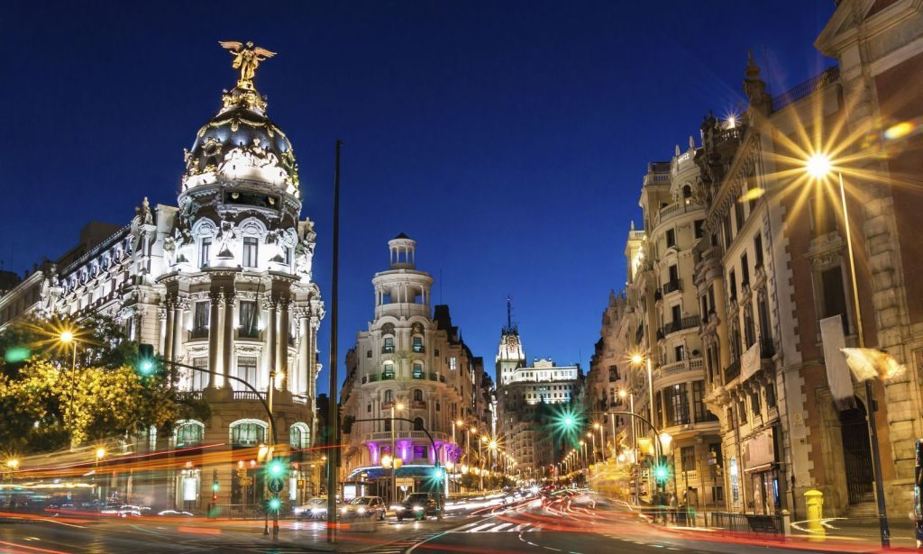 6 hours Walking Tour in Madrid Center