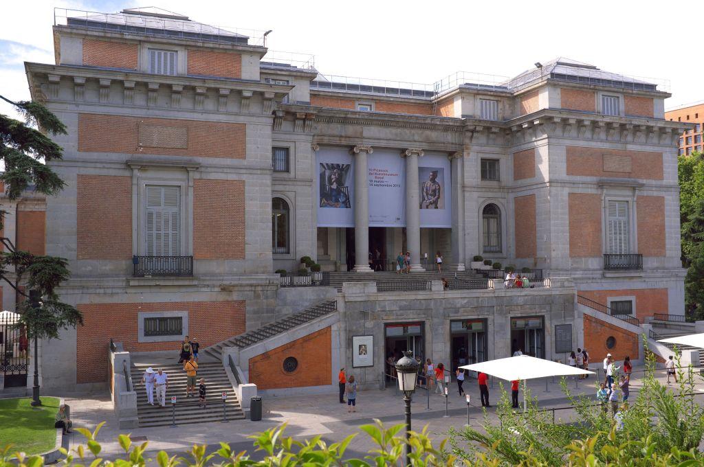 Guided visit Museo del Prado
