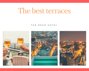 The best terraces in Madrid