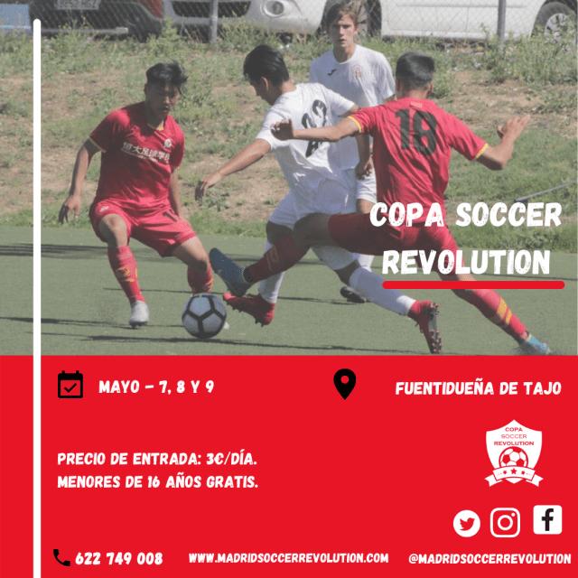 Sub20 Copa Soccer Revolution