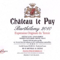 CHATEAU-LE-PUY-BARTHELEMY