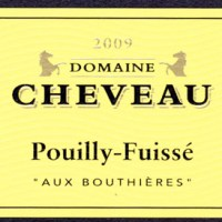 Cheveau—Pouilly-Fuisse-Bouthieres—2009
