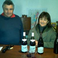 Coudert-Appert (Eric + Chantal) at Chapelle des Bois in Fleurie