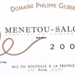 Gilbert Menetou Salon ROUGE