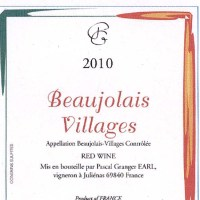 Granger—Beaujolais-Villages—Le-Bouteau