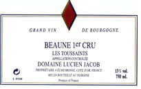 Jacob-Beaune-Toussaints