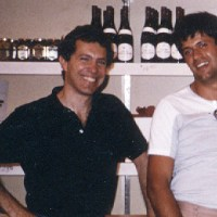 Neal and Regis – early 80s
