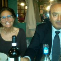 Paolo and Rosa Rovellotti (March 2012)