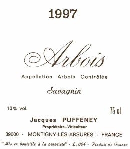 Puffeney-Savagnin