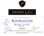 thevenet-bourgogne-rouge-label-for-USA